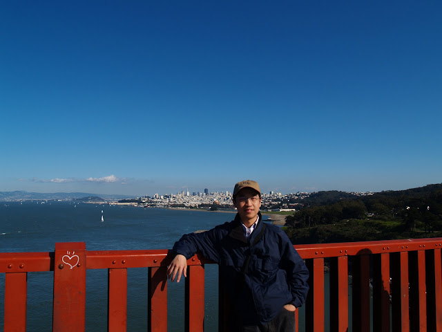 旧金山游记之二 - bldr - Georges blog