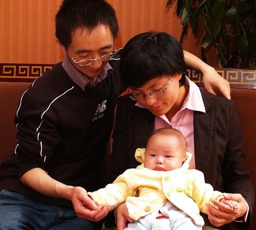 陈元斌和宝宝 - bldr - Georges blog