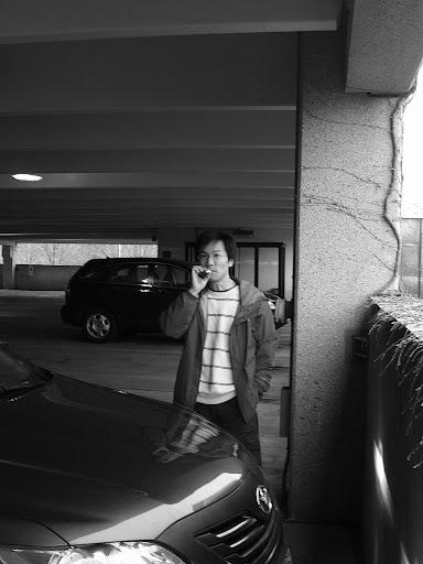 行者 Max (人像摄影系列之一) - bldr - Georges blog