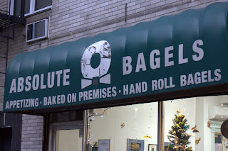 picture of Absolute Bagels on Broadway