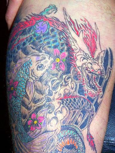 common carp tattoos. tattoo koi carp tattoo