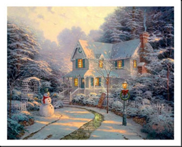 thomas-kinkade-the-night-before-christmas