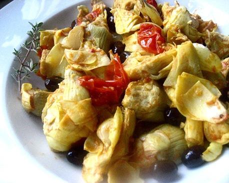 artichoke provencal6