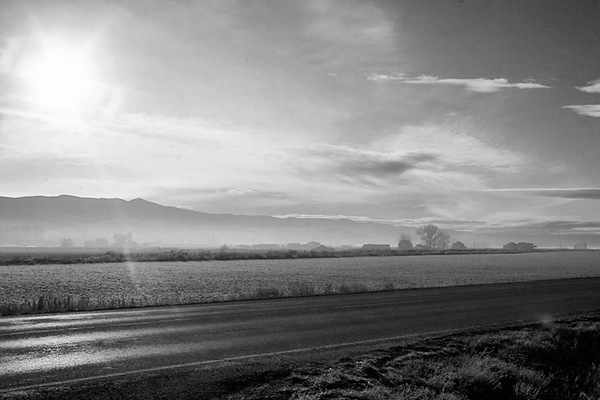 Morning-in-the-valley b-w