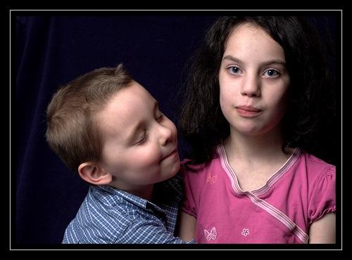 Kristi and Caleb