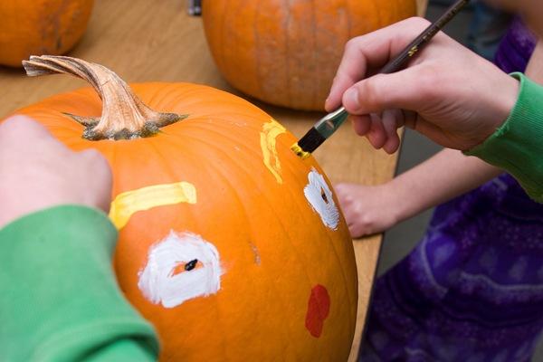 pumpkin-paintin