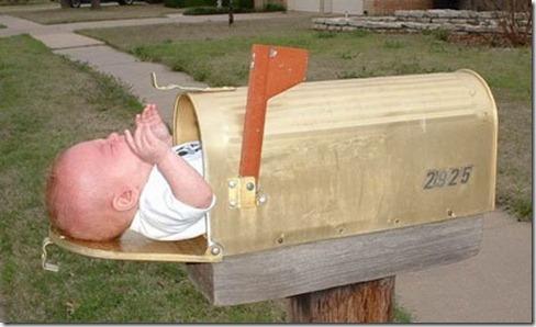 Bebê por encomenda
