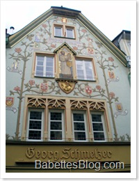 Trier Painted Building