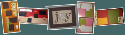 View Scrapbook by Mail Samples