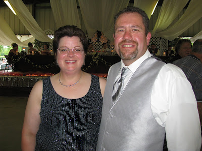 Victor and Teresa Vanderpol - Parents of Groom