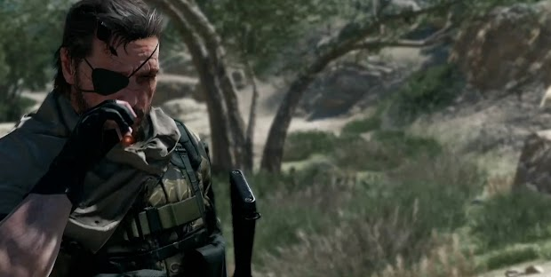 More Metal Gear Solid V information to sneak in with the US PS4 launch