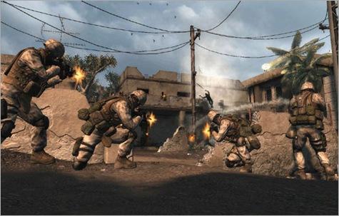 Six-Days-in-Fallujah askerler