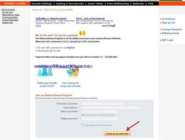 domain co.cc gratis 19