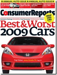 consumer-reports-2009-cars