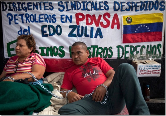 VENEZUELA/