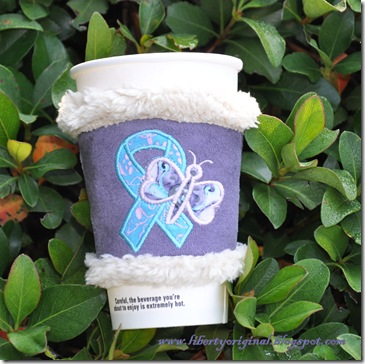 Nolen awareness cozy