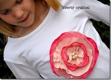 Pink Flower Shirt 2
