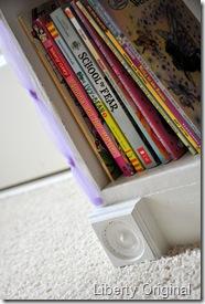 Shelf Bottom Corner