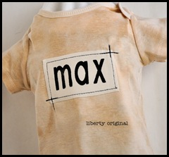 Max Stamped Oneise