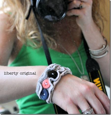 Handmade Swap Bracelet Vw 3