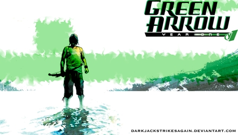 Superhero Walllpapers-Green Arrow 7