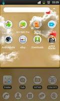 Screenshot of Heart theme go luncher ex