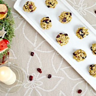 Cranberry Coconut Oatmeal Cookies Healthy Recipes
