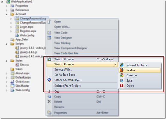 Default Browser Switcher commands