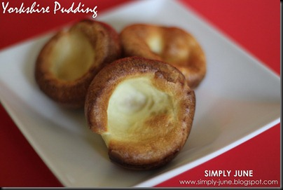YorkshirePudding