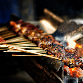Sate by Wira Wardhana - Food & Drink Meats & Cheeses
