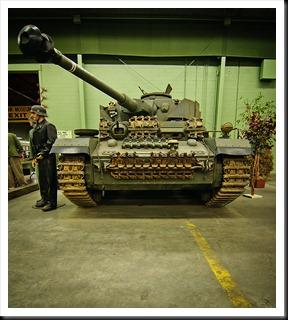 1943 German Mk IV Panzer