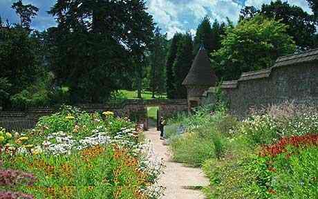 Knightshayes Court in Devon - Mother
