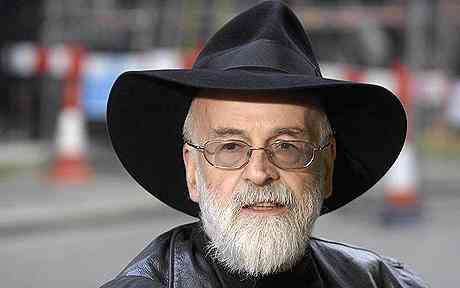 Sir Terry Pratchett  Government
