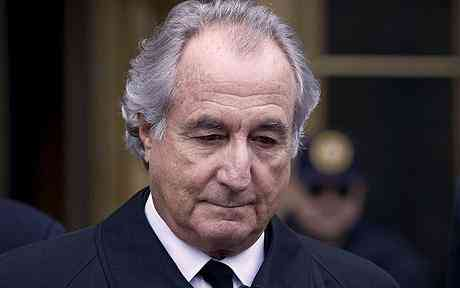 Con man unprotected after documentary on Bernard Madoff