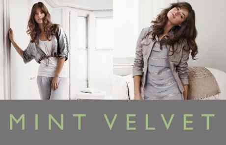 Win a �100 Mint Velvet voucher