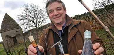 Didier Hauret booze grower