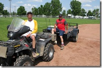 Medicine Hat Senior Mens Slo Pitch Tournament Jul 11, 2009 076AF