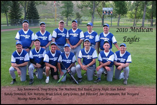 2010 Slo Pitch - Eagles 003F