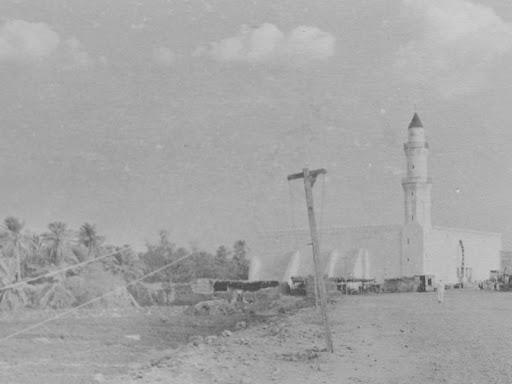 مسجد قباء الرائع MASJID+QOBA