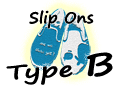 Slip Ons button