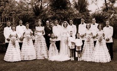 miss katherine wedding party