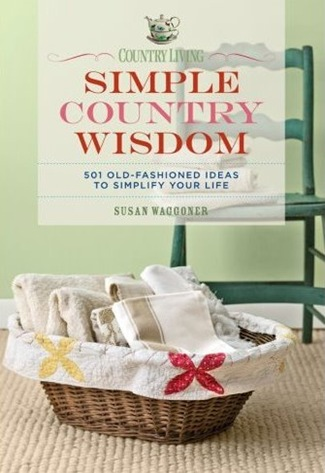 simple country living wisdom