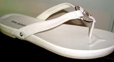 white flip flop 2