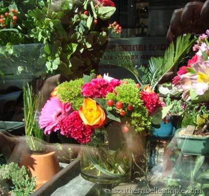 p&g flowers