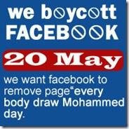boycott Facebook May 20, 2010
