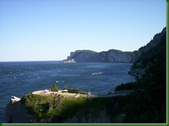 down to gaspe 270