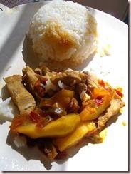 sauté de porc aux pommes et poivrons (11)