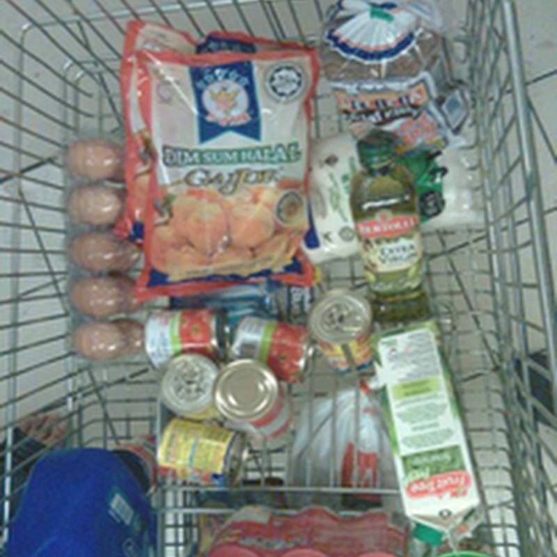 Contest : Jom Shopping ...