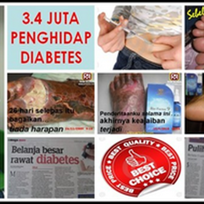 Diabetes punya cerita yer ..