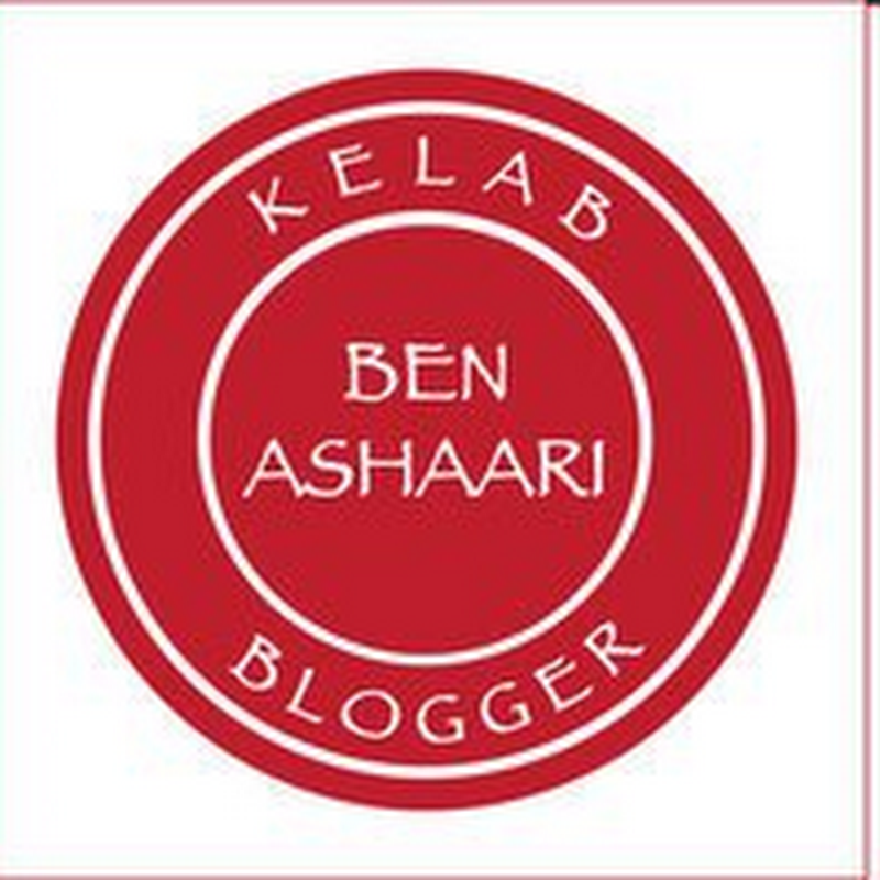Kelab BLOGGER BEN ASHAARI - 7,777 dah